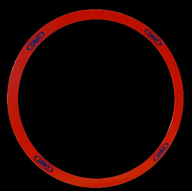 Cercle de p tanque rigide marqu obut petanque for Marque boule de petanque